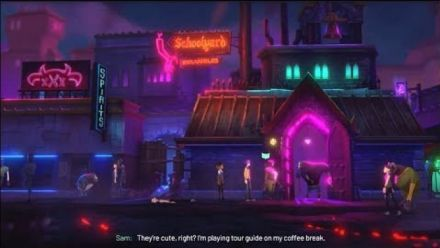 Vidéo : Afterparty : Extraits de gameplay E3 2018