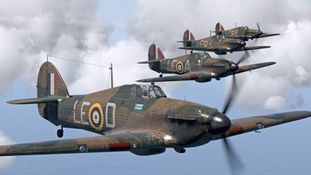 "Vidéo : IL-2 : Cliffs of Dover, le lancement de la version ""Blitz"""