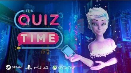 Vid�o : It's Quiz Time : trailer