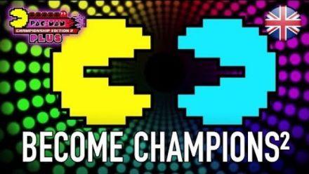 Vidéo : PAC-MAN Championship Edition 2 PLUS - Trailer de lancement
