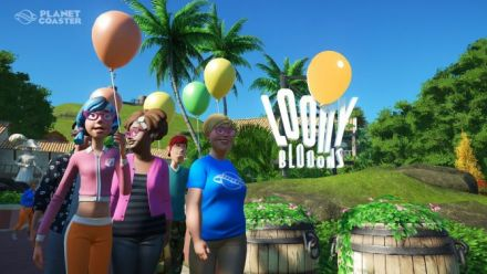 Planet Coaster : Adventure Pack