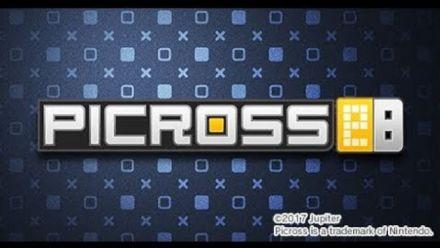 Vidéo : Picross e8 : Vidéo de lancement