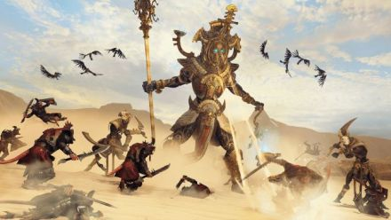 Vid�o : Total War: WARHAMMER 2 - Tomb Kings Trailer