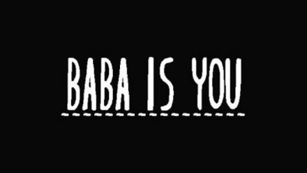 Vid�o : Baba Is You : Trailer PC