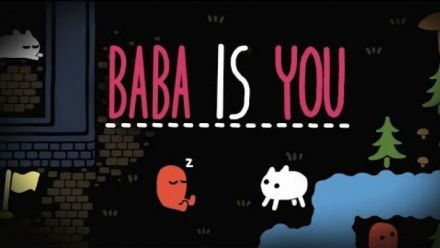 Vidéo : Baba is You : 18 minutes de gameplay