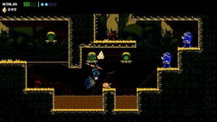 The Messenger : Vidéo de gameplay E3 2018