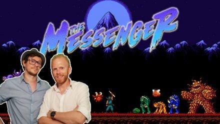On vous fait découvrir The Messenger, un jeu de Ninja super cool