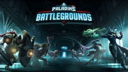 Vid�o : Paladins Battlegrounds Trailer