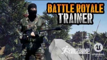 Vid�o : Battle Royale Trainer trailer