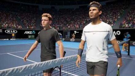 Vid�o : AO Tennis Date de sortie France