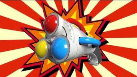 Vid�o : ChromaGun :Trailer de lancement Switch