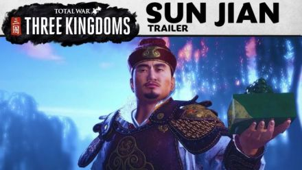 Vidéo : Total War:  Three Kingdoms, trailer Wu