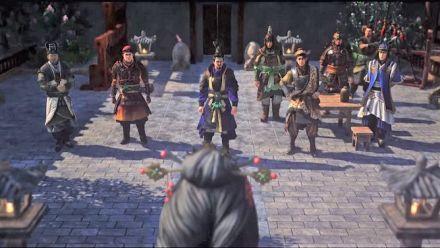 Vid�o : Total War Three Kingdoms annonce son DLC Eight Princes