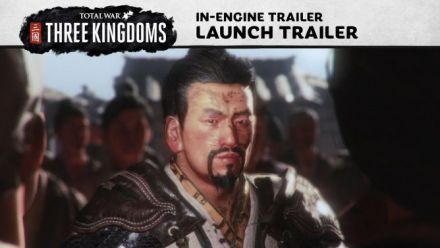 Vid�o : Total War: THREE KINGDOMS - Liu Bei Launch Trailer