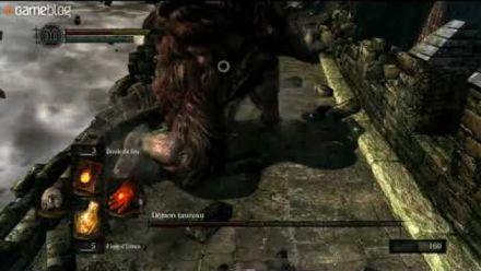 Vid�o : Dark Souls sur Switch : notre vidéo de gameplay maison sur la version définitive