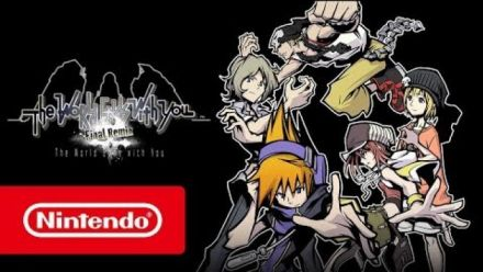 The World Ends With You : Final Remix - trailer de lancement