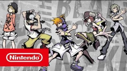 The World Ends With You Final Remix : trailer de présentation