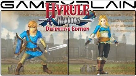 Vidéo : Hyrule Warriors Definitive Edition : Trailer d'annonce