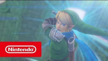 Vid�o : Hyrule Warriors Definitive Edition Switch : Bande annonce courte