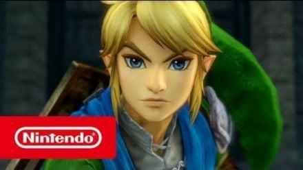 Vidéo : Hyrule Warriors: Definitive Edition - Bande-annonce de présentation (Nintendo Switch)