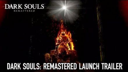 Vidéo : Dark Souls Remastered - Trailer de lancement
