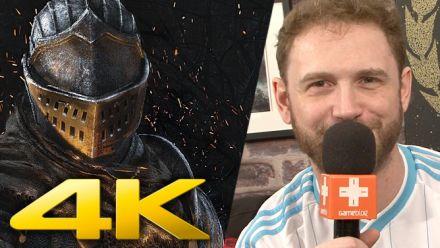Vidéo : Dark Souls Remastered : Nos impressions en 4K/60 fps