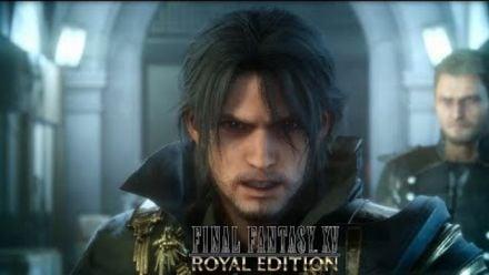 Vidéo : Final Fantasy XV Royal Edition : Trailer d'annonce