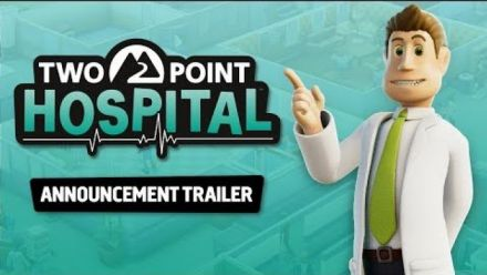 Two Point Hospital : Trailer d'annonce