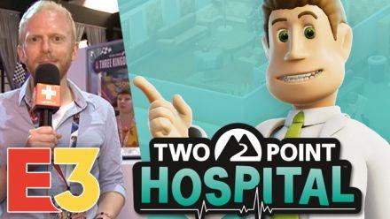E3 2018 : Nos impressions sur Two Point Hospital !