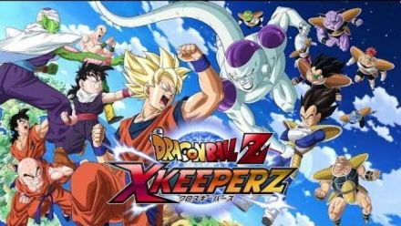 Vid�o : Dragon Ball XKeeperZ : Premier teaser trailer