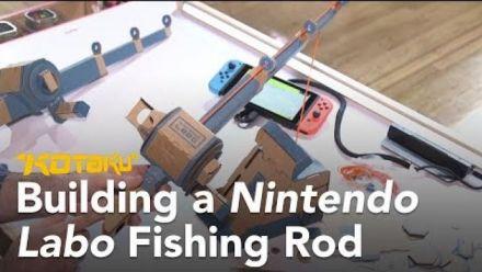 vidéo : Nintendo Labo : Multi-Kit : Découverte de Kotaku