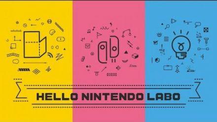 Vid�o : Nintendo Labo : Nintendo Labo - Bande-annonce générale