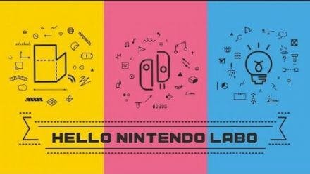 Vid�o : Nintendo Labo Fnac 25 avril 2018