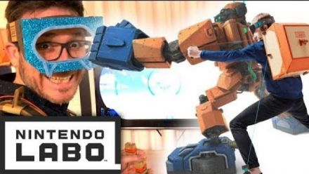 Vid�o : Nintendo Labo : On y a rejoué, on en a vu plus, et on vous dit tout de chez tout