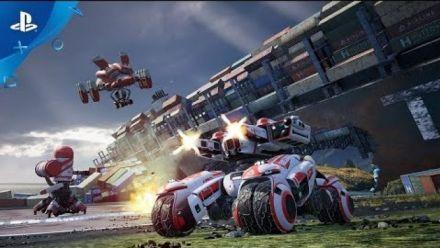 Vid�o : Switchblade sur PS4 : Trailer d'annonce