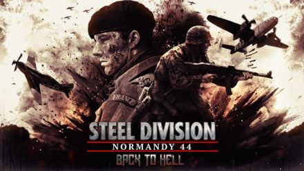 Vid�o : Steel Division: Normandy 44 - Back To Hell - Bande annonce