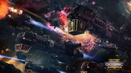 Vid�o : Battlefleet Gothic: Armada 2 : Trailer d'annonce