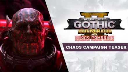 Battlefleet Gothic: Armada 2 : La campagne du Chaos