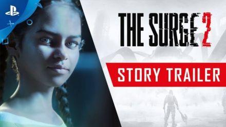 Vidéo : The Surge 2 - Story Trailer