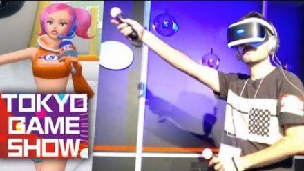 Vidéo : Space Channel 5 VR : Nos impressions du Tokyo Game Show 2018