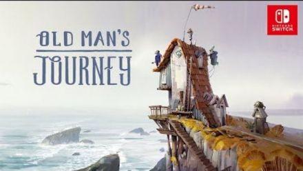 Vid�o : Old Man's Journey Switch : Date de sortie