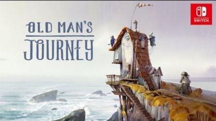 Vidéo : Old Man's Journey Switch : Date de sortie