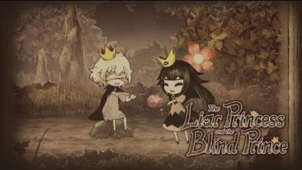 The Liar Princess and the Blind Prince : Trailer en anglais