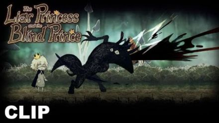 Vid�o : The Liar Princess and the Blind Prince : Trailer de gameplay