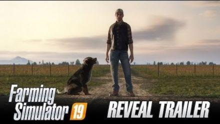 Vid�o : Farming Simulator 19 : trailer d'annonce