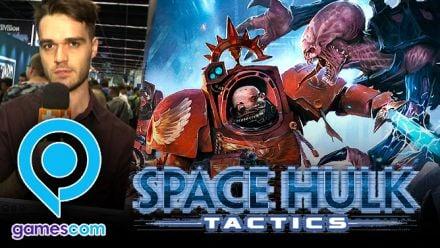 Vid�o : Gamescom 2018 : Nos impressions de Space Hulk Tactics