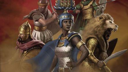 Vidéo : Total War: ROME 2 - Desert Kingdoms