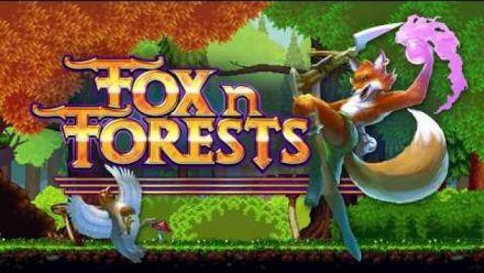 Vid�o : Fox n Forests : Teaser Trailer 2018