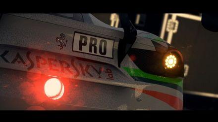 Vid�o : Assetto Corsa Competizione s'annonce en early access