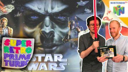 Vid�o : Super Retro Prime Turbo : Shadows of the Empire